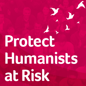 Humanists At Risk appeal